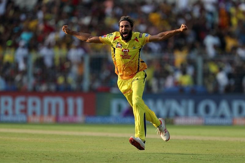 Even a bowler of the calibre of Imran Tahir has been warming the bench in IPL 2020