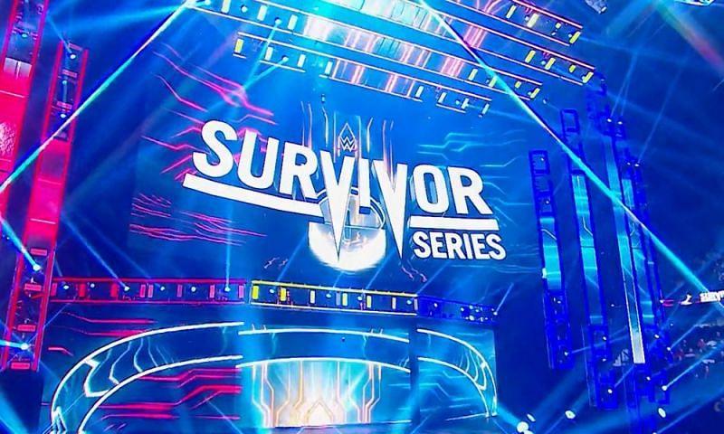 WWE सर्वाइवर सीरीज 2020