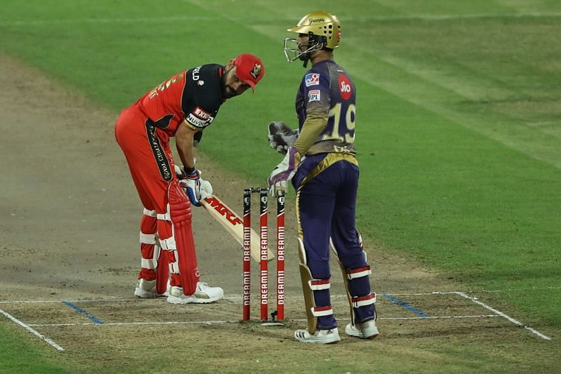 What can KKR do to beat RCB today? [PC: IPLT20.com]