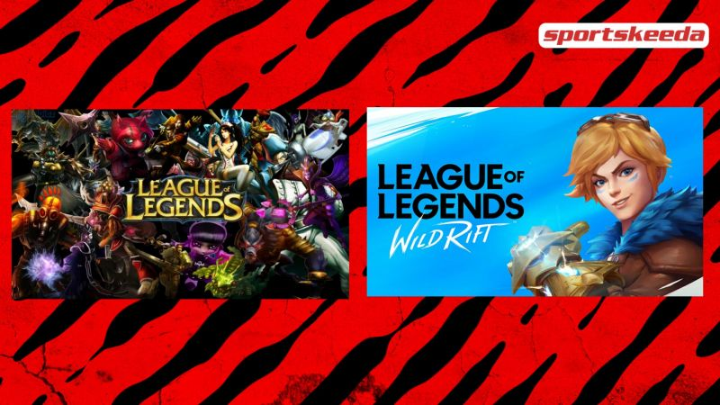 There are some notable changes between League of Legends and Wild Rift