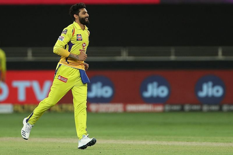 Ravindra Jadeja contributed with bat and ball to bring about an important win for CSK.
