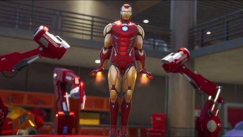 Stark Industries - Iron Man - Image Credits - Sportskeeda