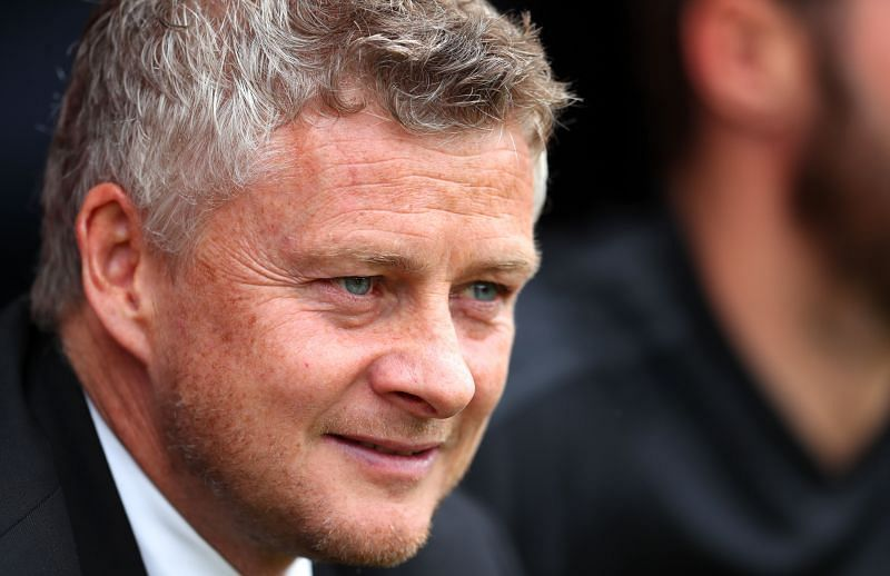 Solskjaer has received criticism for his use of van de Beek