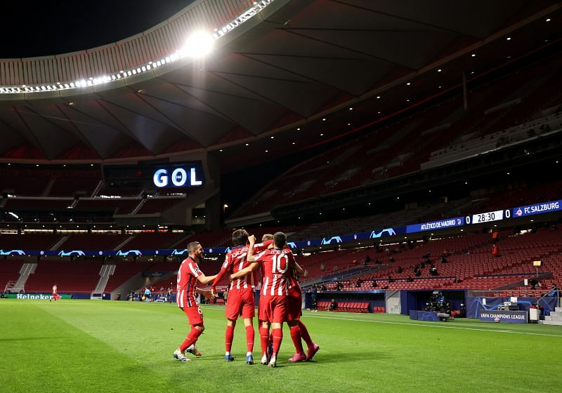 Joao Felix scored a brace for Atletico Madrid as they survived a scare to complete a 3-2 Champions League Group A victory