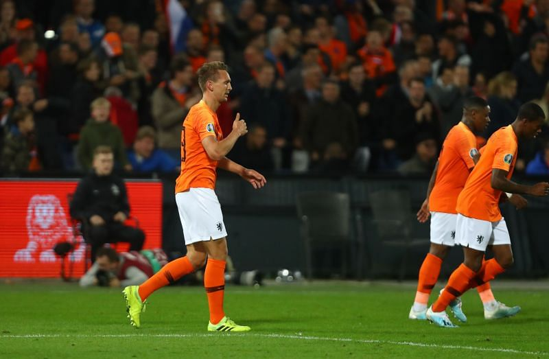 Luuk de Jong will want to make an impact in this fixture