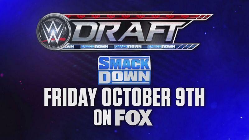 The 2020 WWE Draft begins next week