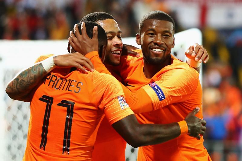 Depay and Wijnaldum are both on Barcelona