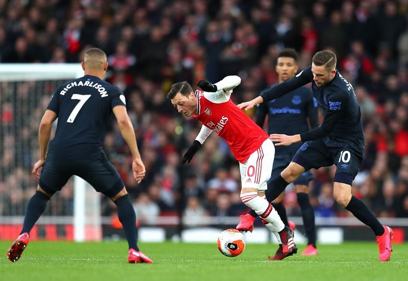 Arsenal FC v Everton FC - Premier League