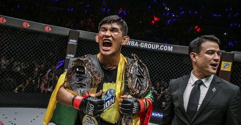 """""""The Burmese Python"""" Aung La N Sang"""
