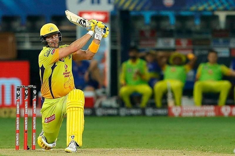 Shane Watson repaid the CSK management for the faith they had shown in him