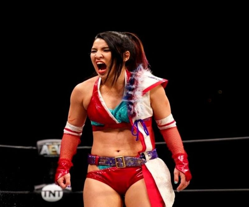 Hikaru Shida has held the AEW Womens title since May 23rd, and looks like she is on her way to a long, dominant run with the gold