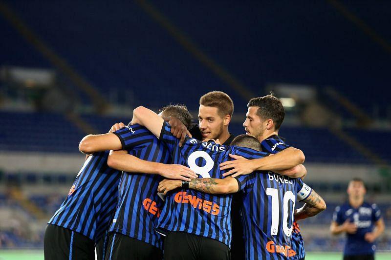 Atalanta will play Napoli on Saturday
