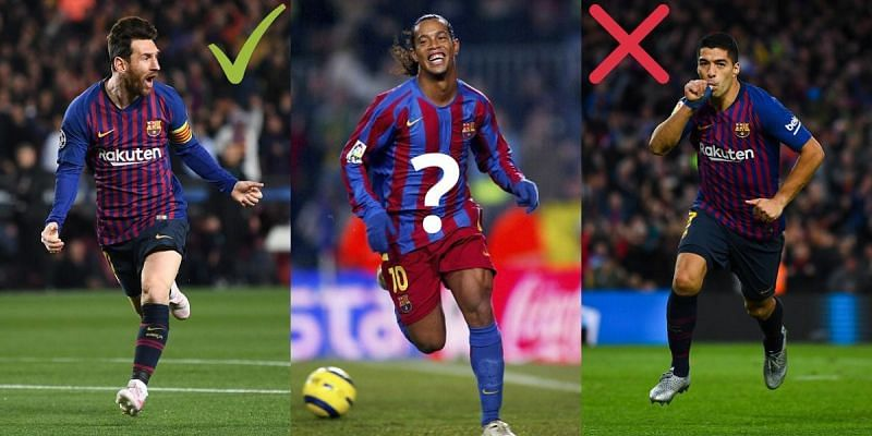 Barcelona have had some legendary players
