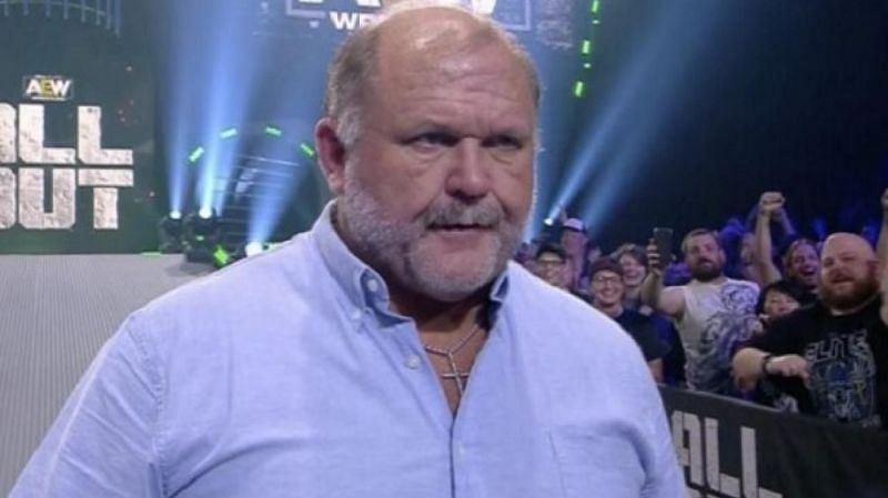 Arn Anderson has been in the middle of the wrestling scene, be it during his work as a wrestler, as a producer in WWE, and his current role in AEW