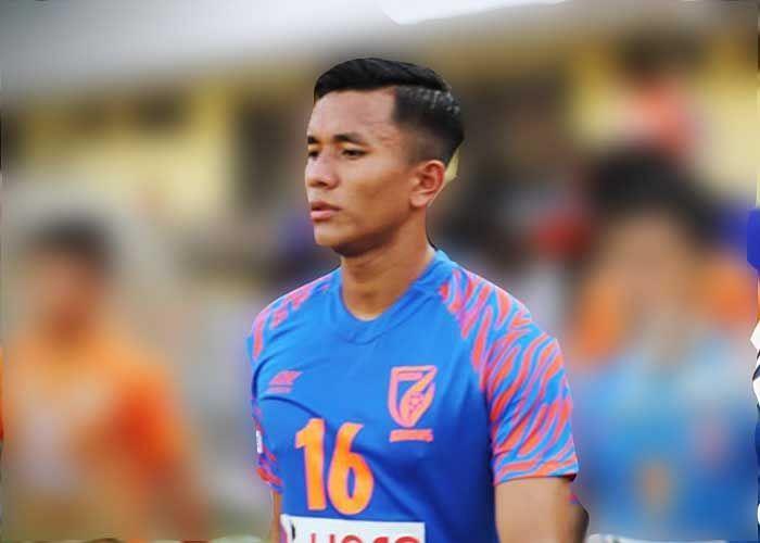India U-19 defender Bikash Yumnam