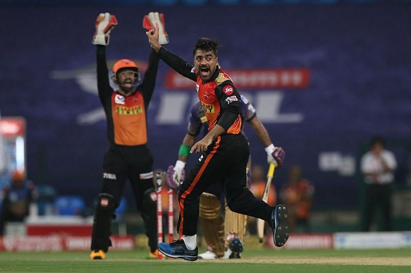 Rashid Khan will have a huge role to play against KKR today