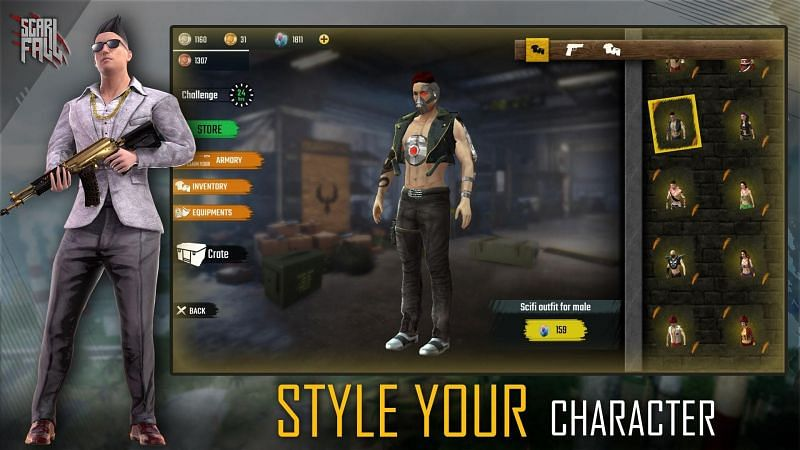 ScarFall: The Royale Combat (Image Credits: APKPure.com)