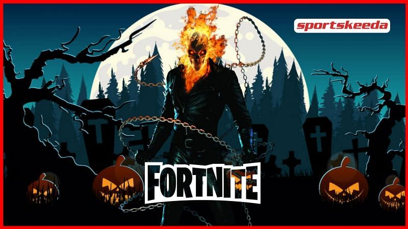 Fortnitemare is upon us, and it seems like Ghost Rider will be coming to Fortnite