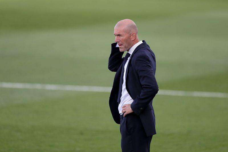 Zinedine Zidane has identified his transfer targets