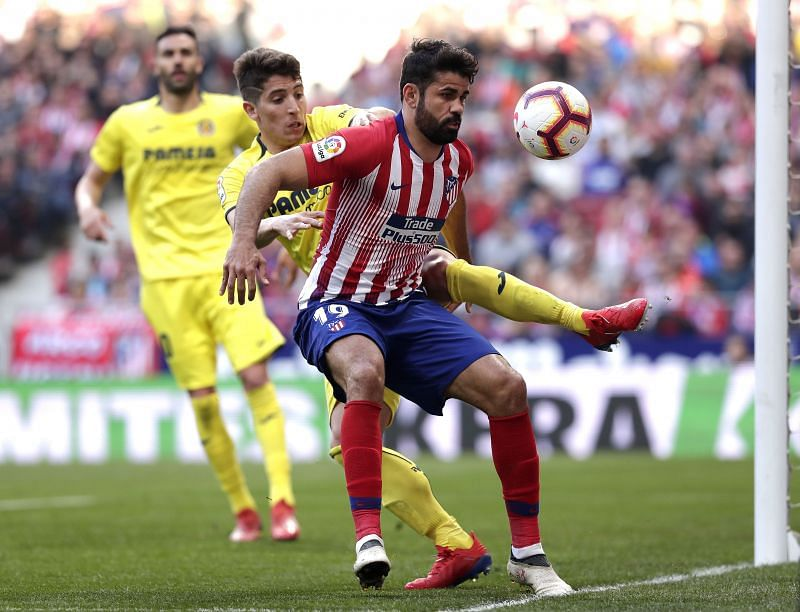 Villarreal take on Atletico Madrid this weekend
