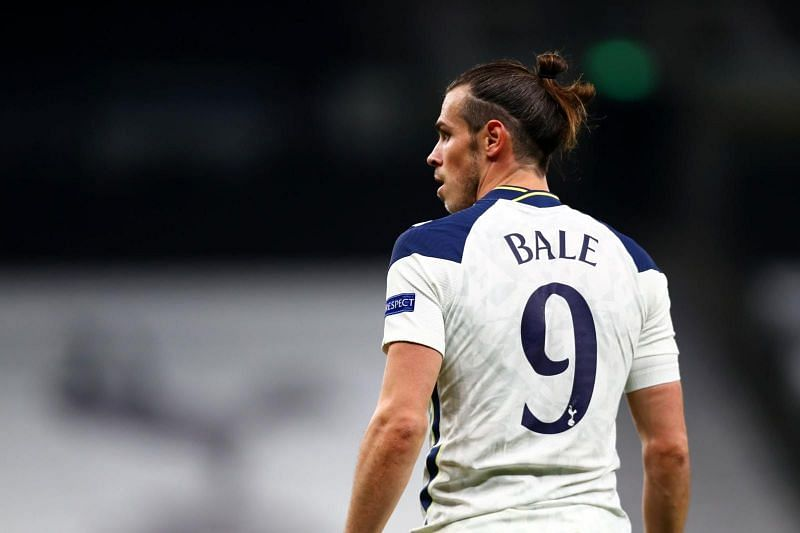 Gareth Bale has been struggling to start for Tottenham since returning to the club.
