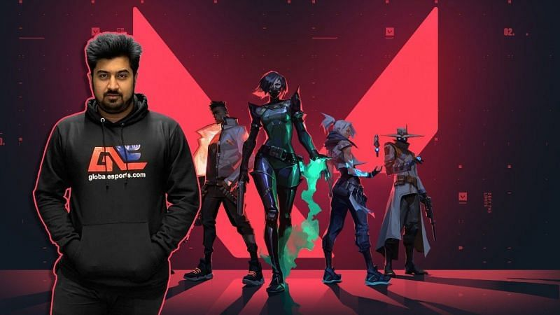 Dr. Rushindra Sinha of Global Esports talks to Sportskeeda about the Indian Valorant scene
