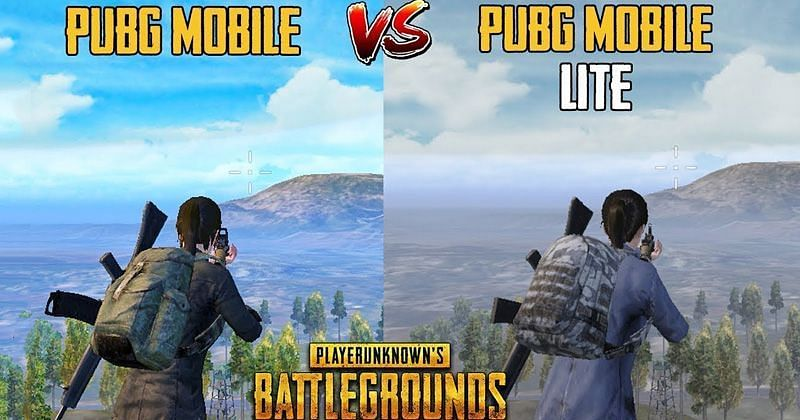 All the major differences between PUBG and PUBG Mobile Lite