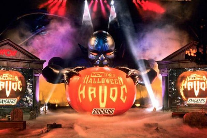 Halloween Havoc has been home for some of the most memorable matches in WCW history.