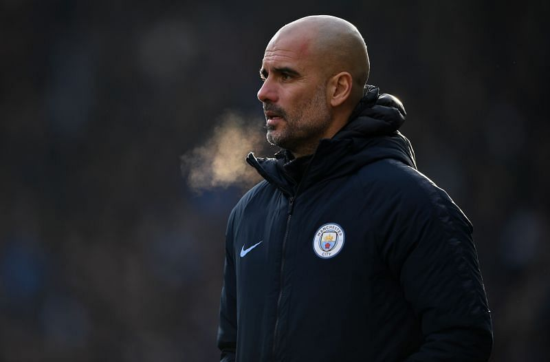 Manchester City manager Pep Guardiola splashed the cash to bolster his defence this summer