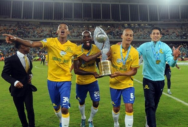 Mamelodi Sundowns have a large squad. Image Source: KickOff