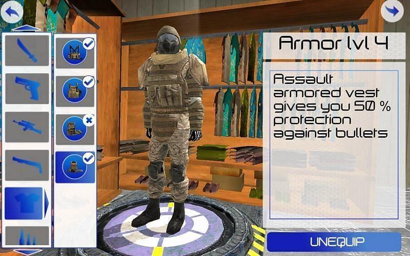 Desert Battleground (Image Credits: APKPure.com)