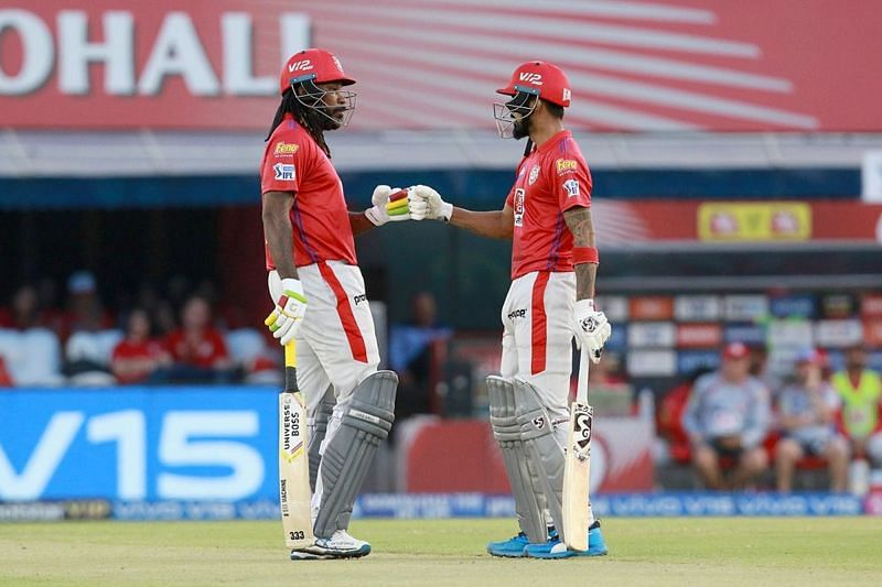Chris Gayle has not played a single game in IPL 2020 so far. (Image credits: IPLT20.com)