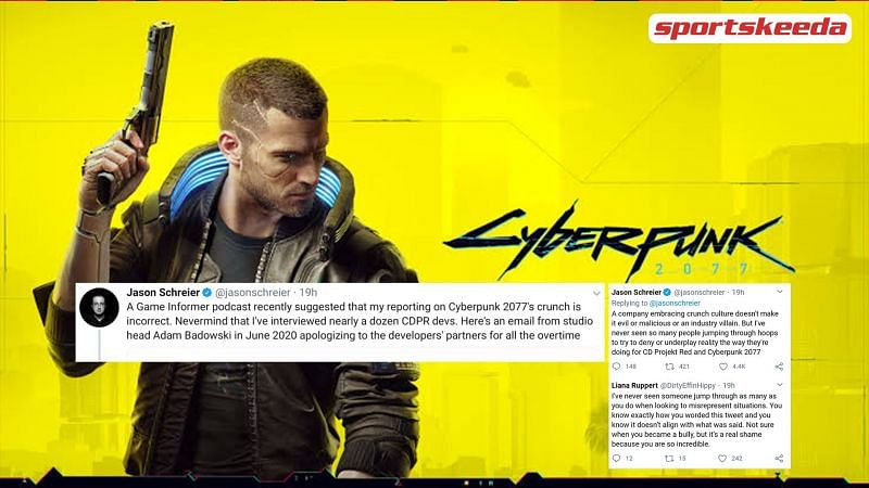 Cyberpunk 2077 currently finds itself embroiled in an ongoing