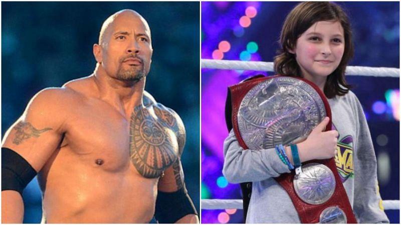 निकोलस WWE इतिहास के सबसे कम उम्र के चैंपियन हैं