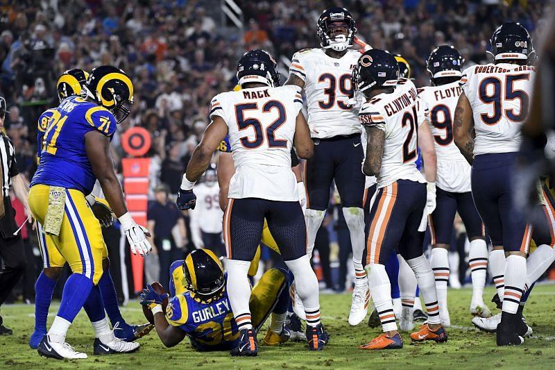 Los Angeles Rams v Chicago Bears