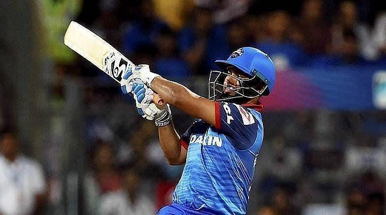 Rishabh Pant is a crucial cog in the Delhi Capitals batting lineup