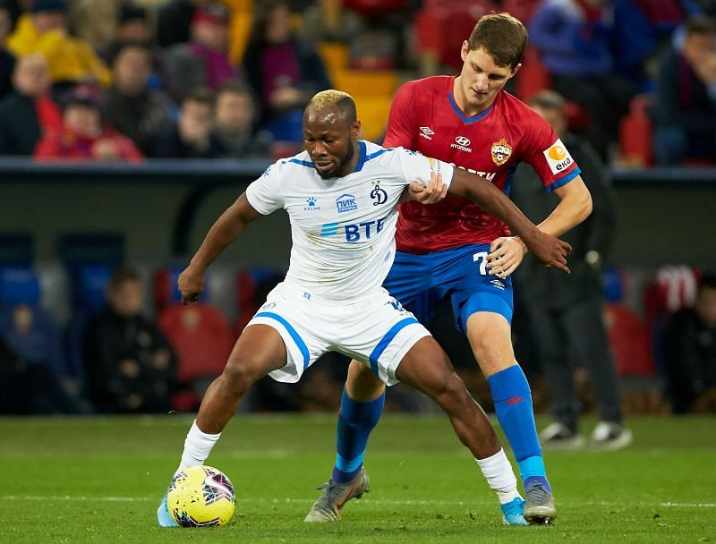 CSKA Moscow take on Dynamo Moscow this weekend