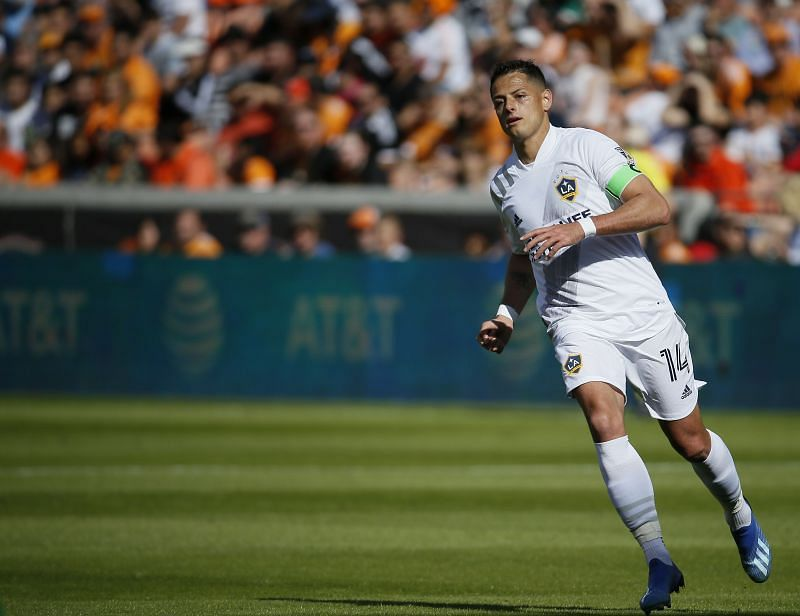 Los Angeles Galaxy will look to their Mexican star Javier Hernandez to take them out of the current rut