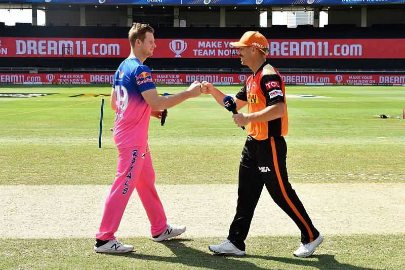 Which of the two Aussies will end up on the winning side? (Image Credits: IPLT20.com)