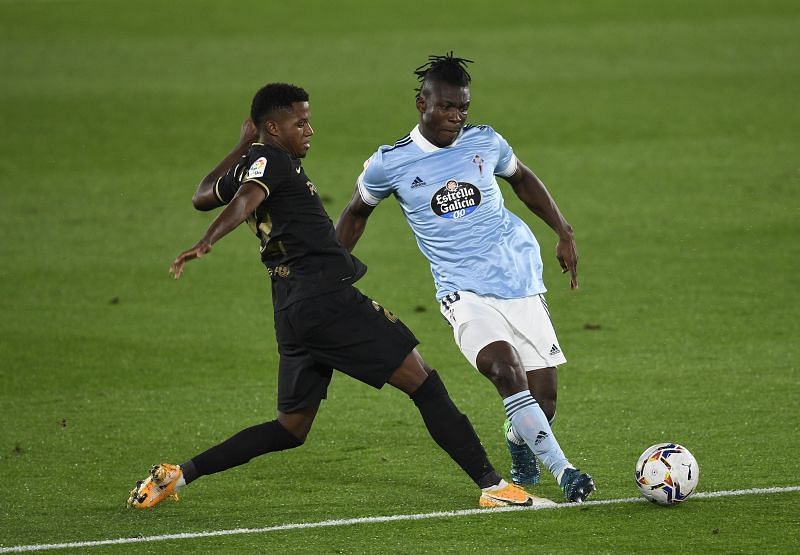 Celta Vigo did not fo themselves any favours tonight