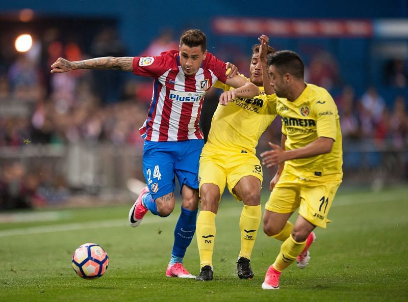 Jose Gimenez is unavailable for Atletico Madrid