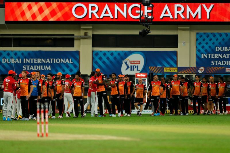 Kings XI Punjab pulled off a thrilling 12-run win over SRH.