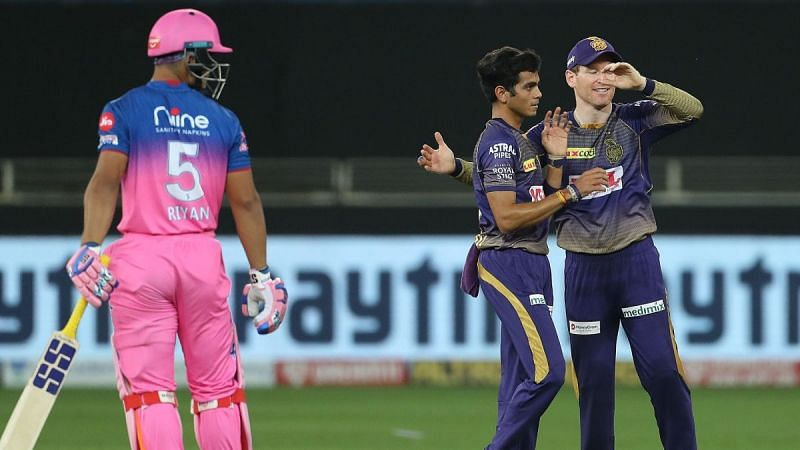 Eoin Morgan stated that his role as a senior player in the KKR team is to support youngsters and give them valuable advice