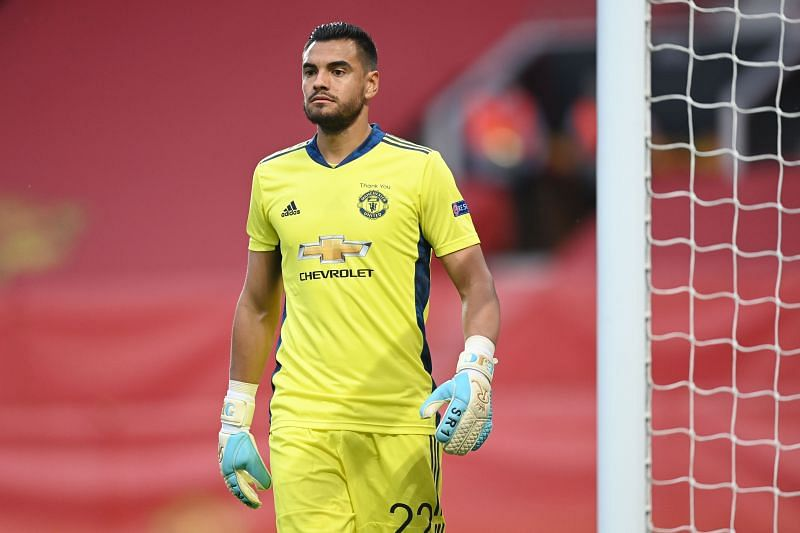 Sergio Romero does not find a place in Manchester United