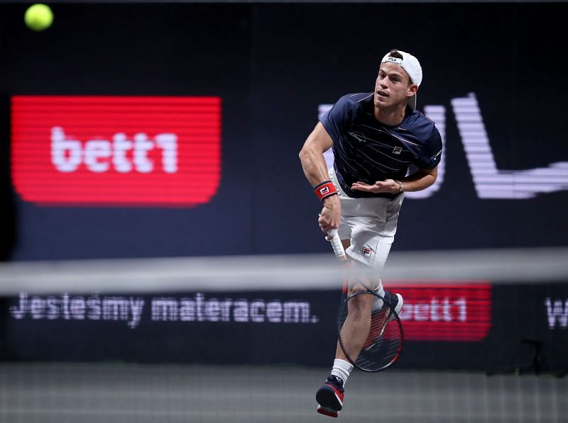 Can Diego Schwartzman win his second hard court title in Cologne this week?