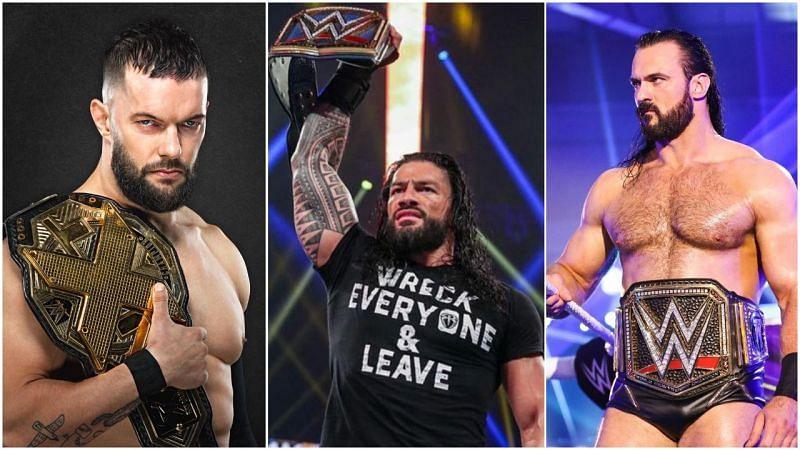 NXTvs रॉ vs स्मैकडाउन के चैंपियंस की स्टोरीलाइन शुरू हो सकती है