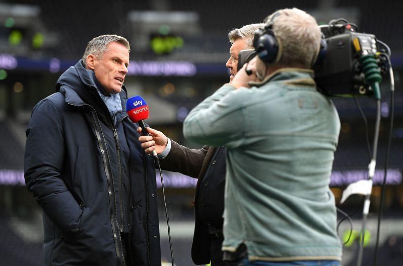 Carragher wants Liverpool to sign Upamecano