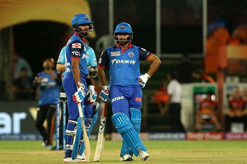 Shreyas Iyer and Rishabh Pant will be the key batsmen in the Delhi Capitals middle-order