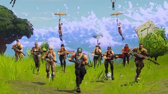 An upgrade to 125-150 players would improve Fortnite greatly (Image Credit: Epic Games)