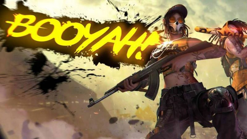Free Fire Booyah Day event: How to get free UMP skin (Image Credits: Google Play Store)